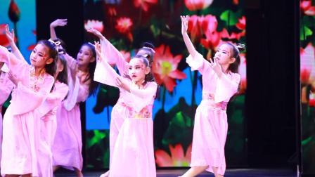 银河之星2020榆林选区:榆林市星光艺术培训中心选送《桥边姑娘》
