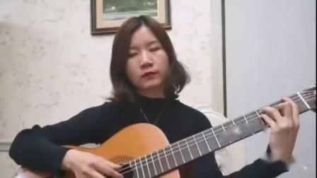 彈唱天地之 深飄的女孩