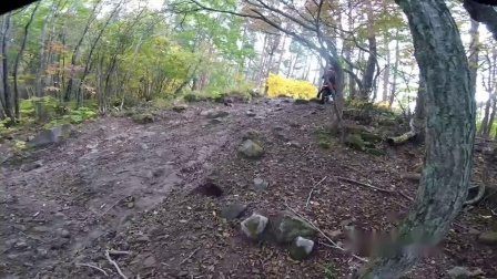 2-stroke Mountain Trail Riding