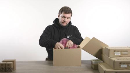 Unbox the kit
