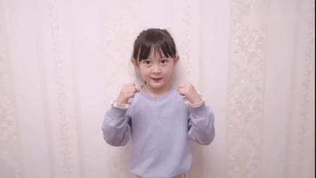 河北廊坊小童星尚尚用手语歌为中国加油!武汉加油!20200203