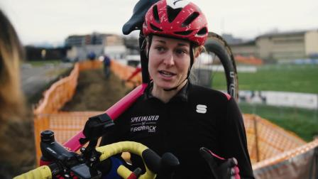 UCI Cyclo-cross World Championships 2020 Women's race explanation with Maghalie