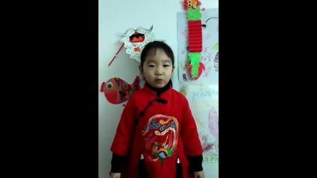 """长海县幼儿园中一班小朋友用洪亮的""""童声""""为武汉加油"""