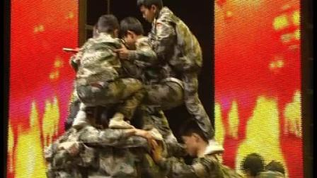 湖南武校哪家强,请看春晚中国梦.少年强,请衡东少年军校精彩武术表演,崇文习武,全面发展。