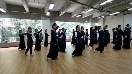 古典舞身韵