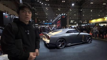 FAST4WARD东京改装展 - 戈恩虽然跑了,但是50周年纪念款GTR还在