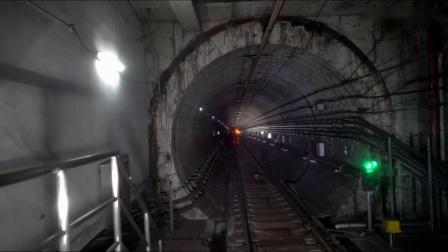 上海地铁11号线pov第一视角