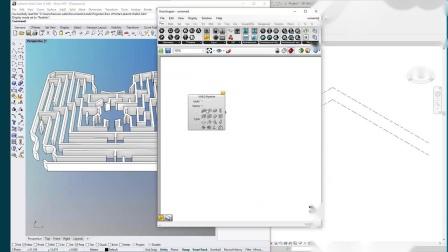 RhinoInside 打通VisualARQ 与 Revit 的数据及时互动