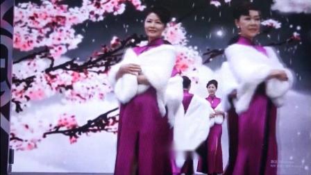 113俞膺老师中老年时装教学作品回顾T台秀《东方有佳人》