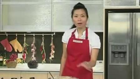 家常甜品的做法视频 墨西哥果仁曲奇