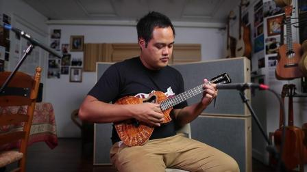 Kanilea 2020 Platinum ukulele - Corey