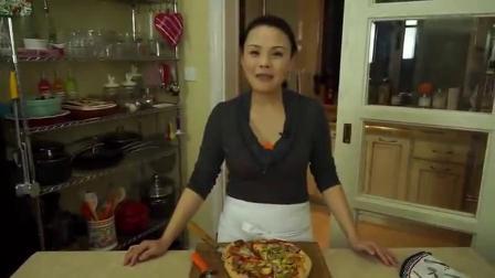 家常甜品的做法视频 什锦披萨的做法