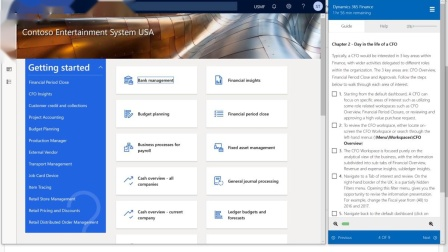 5.CDX_Dynamics 365_Finance_demo