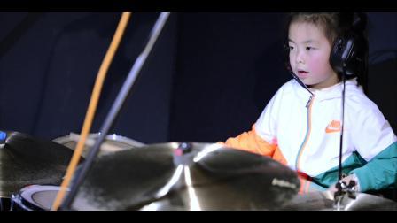 鼓手笔记 第35期 分享7岁女儿的练习笔记