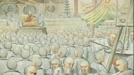 佛教故事:金地藏·金乔觉