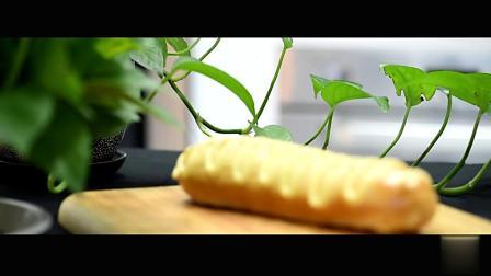 毛毛虫面包05—德普烘焙实验室