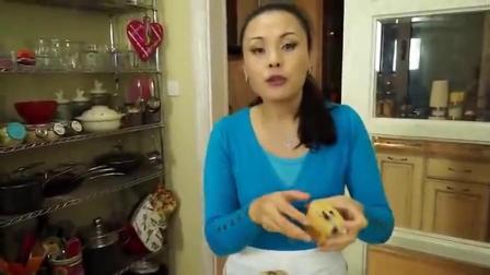 家常甜品的做法视频 蓝莓玛芬蛋糕的做法