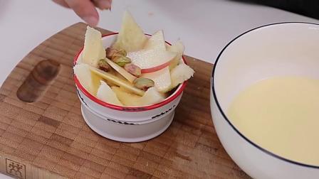 【日日煮】趣食60s - 杏仁蓝莓面包杯