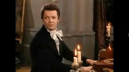 电影《一曲难忘》中肖邦钢琴曲降A大调第一号片段