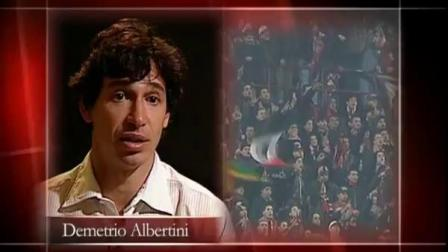 1997/98赛季意杯,AC米兰5比0狂胜国际米兰