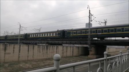 天津站车迷候车室火车视频集38春节期间-天津火车