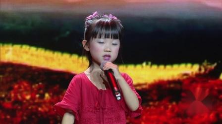 5岁童雅路再唱经典《我的中国心》,感动亿万中华儿女听完泪流满面.