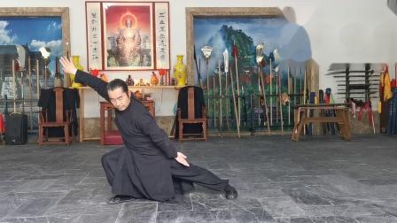 陈师希道长 武当太乙游龙拳