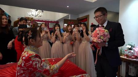 振亮&晓燕(婚礼纪实视频)