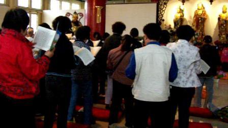 法句经 兰州佛教歌曲学习班