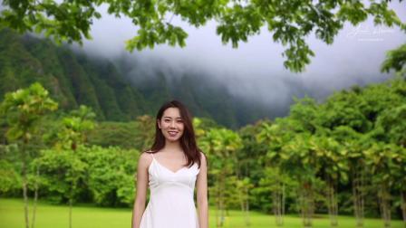 夏威夷旅游 5分钟带您领略欧胡岛优美的自然风光  檀香山/火奴鲁鲁