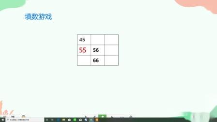 泰禹小学一年级数学组彭美红老师《玩转百数表》(一)