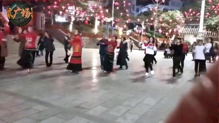 永善工农广场民族舞——祈祷