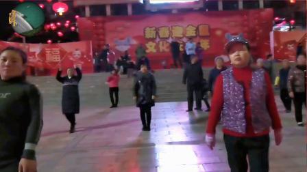 永善工农广场民族舞——韵步