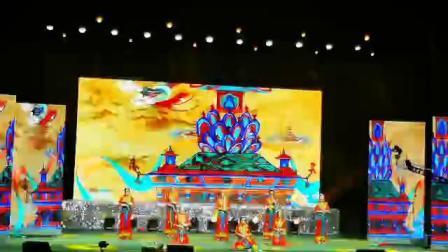 辽阳银行葫芦岛分行年会舞蹈——敦煌丝绸之路