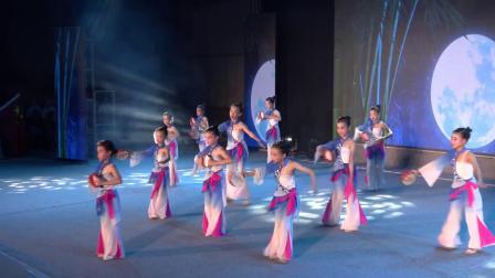 2019英姿舞蹈教育机构汇演演出——019 D1班 《月愿》