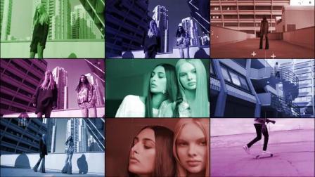 Music音乐MV常用特效