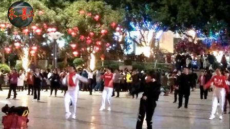 永善工农广场舞——摇摆绅士