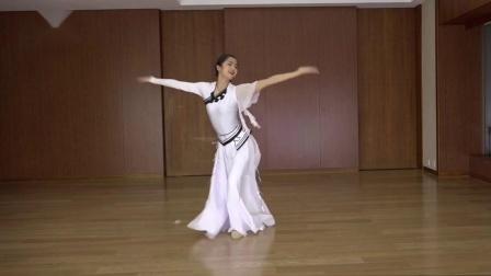 舞蹈 寂静的天空 中央民族大学 盛婕