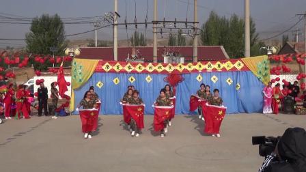 歌唱祖国广场舞