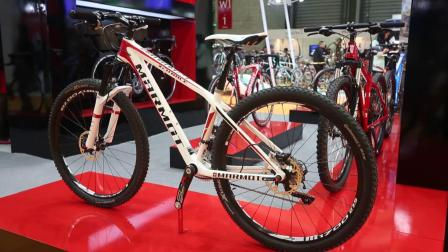 MARMOT土拨鼠全球奢侈自行车品牌第一名最大展位中国国际自行车展