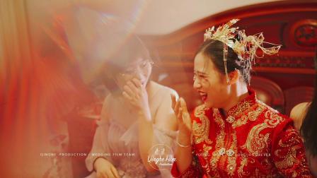 【青禾电影工作室】[婚礼影像]L&L婚礼电影