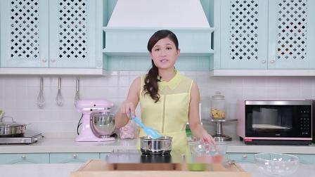 《Tinrry下午茶》教你做抹茶冰淇淋层层叠