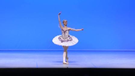 芭蕾舞《丁香仙女变奏 睡美人序幕》Keara Nichols 预赛女子A组 2020