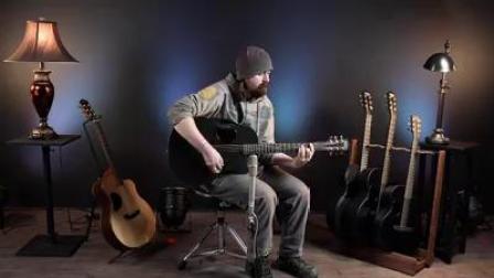 McPherson碳纤维吉他,兼具优美音色与高科技材料轻便耐用的优点