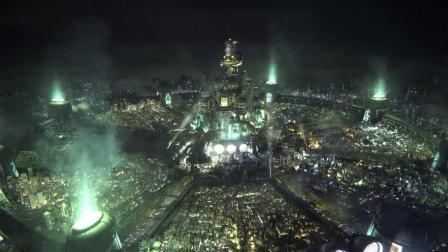 【游民星空】《最终幻想7:重制版》中文开场动画