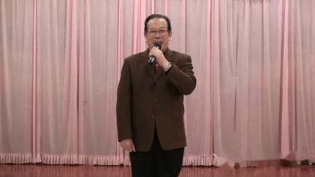 感谢秦玉海《山东爱乐合唱任团长致词》
