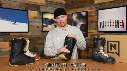 中英字幕版 2020 Nitro Venture 雪板雪鞋官方介绍
