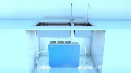 家用净水器怎么安装呢来看一看把!
