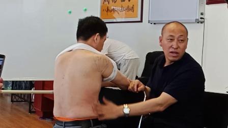 张福忠皮神经卡压背肋大面积麻学习培训
