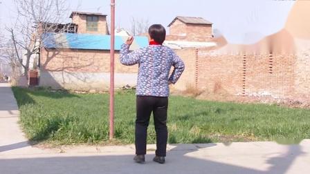 杨凌下阳村广场舞人生一世不容易